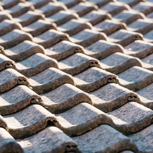 Concrete Roofing Tiles